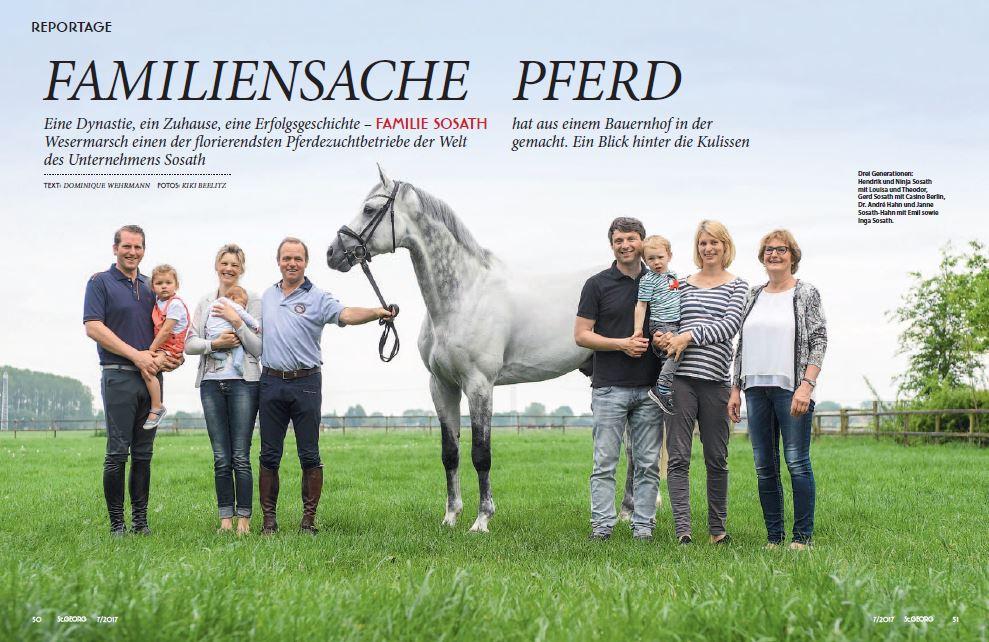 """Familiensache Pferd"" (St. Georg)"
